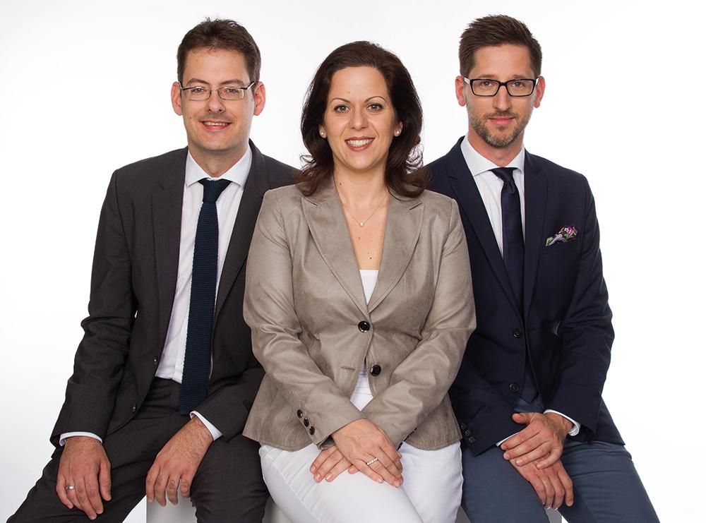 v.l.: Peter Rieder, Sabine Caliskan, Mathias Cimzar | ZukunftVIELFALT®